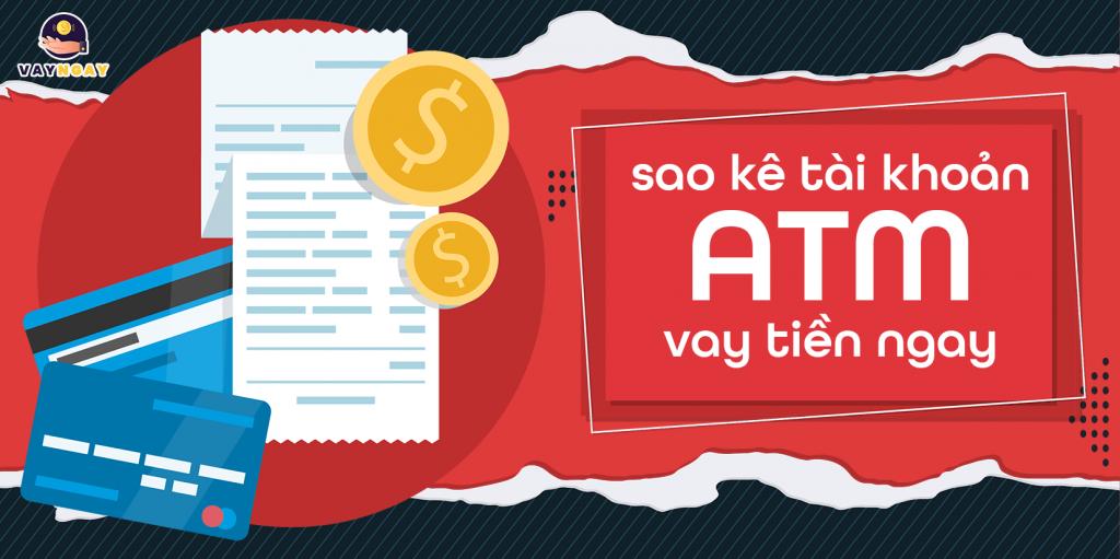 Vay theo số dư tài khoản ATM Ngân Hàng nào tốt nhất?