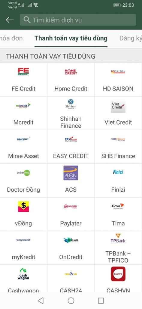 Hướng dẫn thanh toán khoản vay tiền mặt tại Lotte Finance