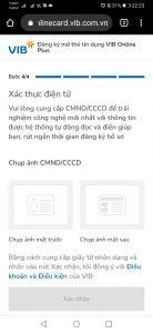 Chụp CMND/CCCD